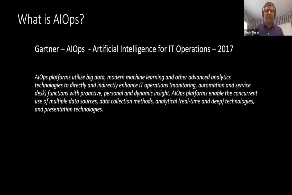 Data Summit Conference: AIOps The Savior for Digital Business Unplanned Outages